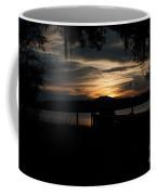 Fire Light Sunset Coffee Mug