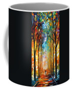 Fire Night Coffee Mug