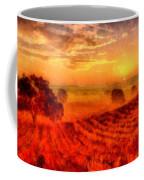 Fire Of A New Day Coffee Mug