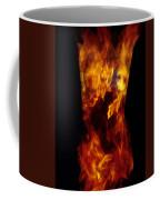 Fire One  Coffee Mug
