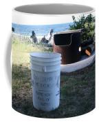 Fire Prevention - Vanvouver Island - Ca Coffee Mug