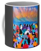 Fire Rainbow Obama Coffee Mug