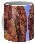 Fire Rocks Coffee Mug