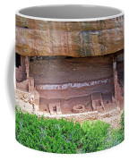 Fire Temple - Mesa Verde Nationalpark Coffee Mug
