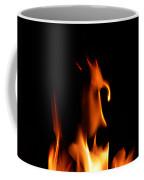 Fire Toon Coffee Mug