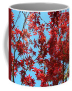 Fire Tree II Coffee Mug