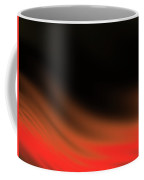 Fire Waves Coffee Mug