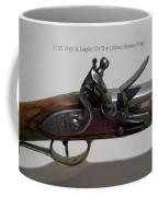 Firearms 1792 Virginia Legion Of The United States Rifle Coffee Mug