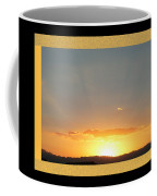 Fireball Sunset Coffee Mug