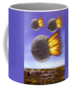 Fireballs Coffee Mug