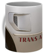 Firebird Trans Am Front Corner Panel Vent Coffee Mug