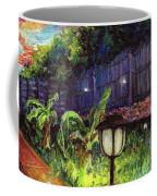 Fireflies In Woodfin Coffee Mug