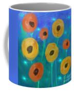 Fireflies In The Garden Coffee Mug