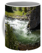 Firehole Canyon 1 Coffee Mug