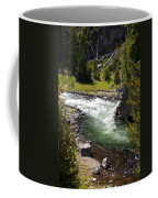 Firehole Canyon 2 Coffee Mug