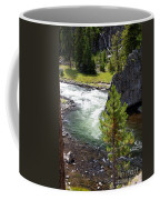 Firehole Fin Coffee Mug