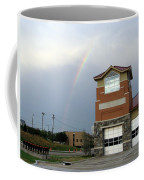 Firehouse Ranibow Coffee Mug