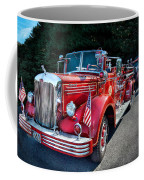 Fireman - 1949 And It Still Runs  Coffee Mug