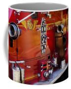 Fireman - Engine No 2  Coffee Mug