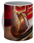 Fireman - Hat - Commander  Coffee Mug