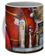 Fireman - An Assortment Of Nozzles Coffee Mug