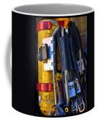 Fireman Gear Coffee Mug
