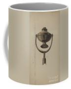 Fireman's Torch Coffee Mug