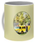 Firemen - Back At The Firehouse Coffee Mug