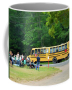 Firemen Transportation Coffee Mug