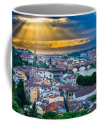 Firenze Sunset Coffee Mug