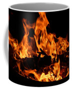 Firepit Coffee Mug