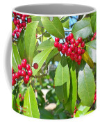 Firethorn Tree Coffee Mug