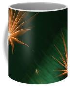 Firework Abstract Coffee Mug