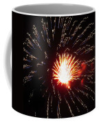 Firework Matchlight Coffee Mug