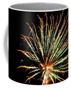 Firework Yellow Tip Coffee Mug