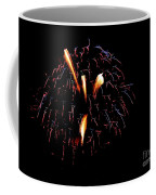 Fireworks 10 Coffee Mug