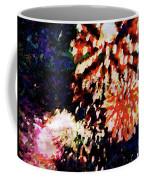 Fireworks 2 Coffee Mug