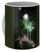 Fireworks 4 Coffee Mug
