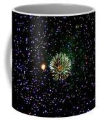 Fireworks 4 Coffee Mug