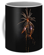 Fireworks 5 Coffee Mug