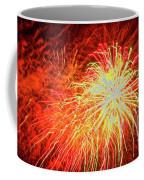 Fireworks 6 Coffee Mug