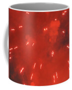 Fireworks A Different Persoective One Coffee Mug