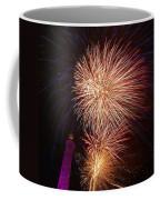 Fireworks At Maspalomas 2  Coffee Mug
