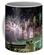 Fireworks At The Jake Coffee Mug