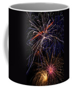 Fireworks Celebration  Coffee Mug