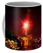 Fireworks In Phoenix Coffee Mug
