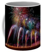 Fireworks Line Coffee Mug