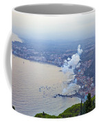 Fireworks Over Sicily Coffee Mug