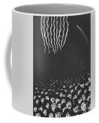 Fireworks, The World's Fair Vi, 1901 Coffee Mug