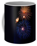 Fireworks Wixom 1 Coffee Mug by Michael Peychich